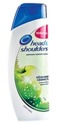 HEAD & SHOULDERS Шампунь против перхоти Яблочная свежесть 600мл