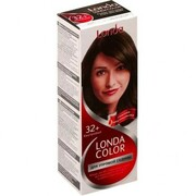 LONDA Крем-краска для волос стойкая для упрямой седины 32 Каштановый