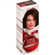LONDA Крем-краска для волос стойкая для упрямой седины 14 Светло-Каштановый