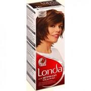 LONDA Крем-краска для волос стойкая для упрямой седины 34+ Золотой Шатен