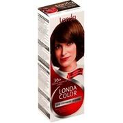 LONDA Крем-краска для волос стойкая для упрямой седины 36 Светло-Коричневый
