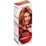 LONDA Крем-краска для волос стойкая для упрямой седины 66 Золотой Блондин
