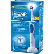 ORAL-B Электрическая зубная щетка Vitality D12.513 Precision Clean тип 3757