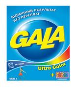 GALA порошок для автоматической стирки Ultra Color 450