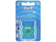 ORAL-B Зубная нить Satin floss мятная 25м