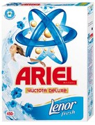 ARIEL ручная стирка 2в1 Lenor Effect 450г