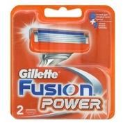 FUSION Power Сменные кассеты для бритья 2шт