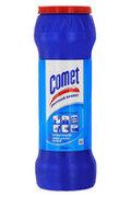 COMET Чистящий порошок с дезинфицирующими свойствами Океан с хлоринолом в банке 475