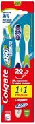 Colgate Зубная щетка 360 Clean 1+1 (cр )