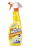 Мистер Мускул для кухни Эксперт свежесть лимона Тригер