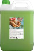 Сан Клин жидкое мыло зеленое 5л