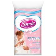 Smile Косметические ватные пластины детские 60шт.