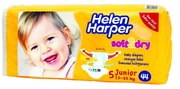 Детские подгузники Helen Harper Junior 15-25 kg, 44шт