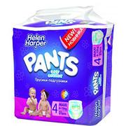 Детские подгузники Helen Harper Maxi 8-13 kg, 21шт