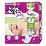 Детские подгузники Helen Harper Mini 3-6 kg, 16шт