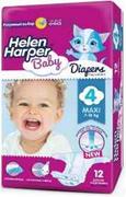 Детские подгузники Helen Harper Maxi 7-18 kg, 12шт