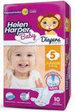 Детские подгузники Helen Harper Junior 11-25 kg, 10шт