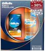 Набор GILLETTE Pro (гель для бритья/бальзам после бритья)