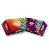 SOLO Салфетки гигиенические в коробке 150 шт