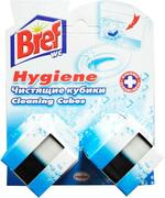Bref Актив Гигиена – чистящие кубики для унитаза,100г