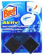 Bref Дуо–Куб чистящие кубики для унитаза ,100г