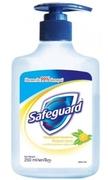 SAFEGUARD Жидкое мыло с антибактериальным эффектом Природная свежесть 250мл
